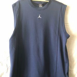 Mans Jordan Muscle Shirt